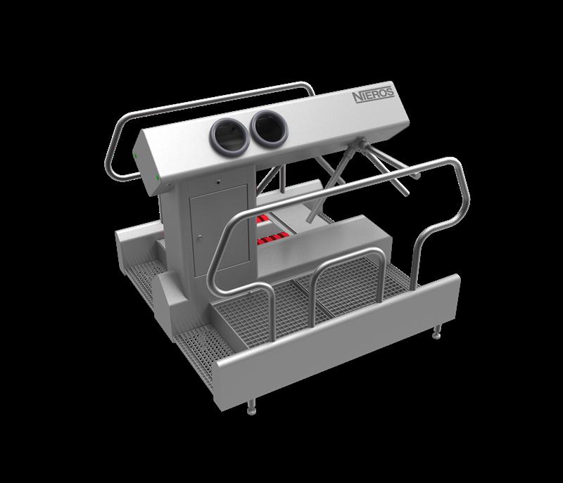 Bild von Hygienestation Kompakt HC C