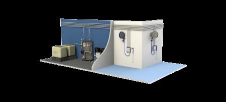 Imagen de la categoría Sistemas de limpieza a baja presion